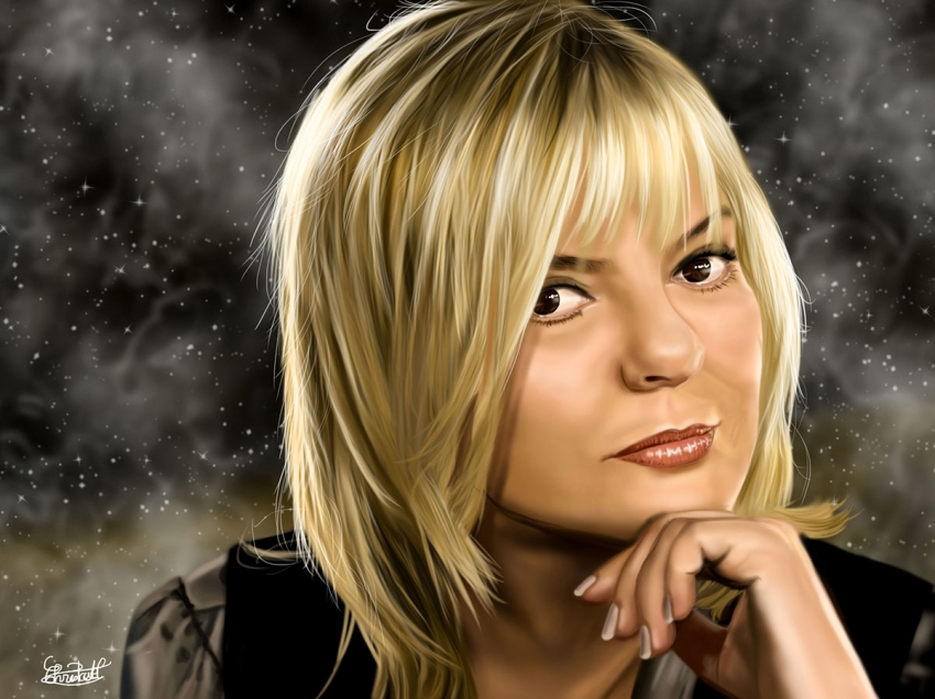 France Gall by chrisG